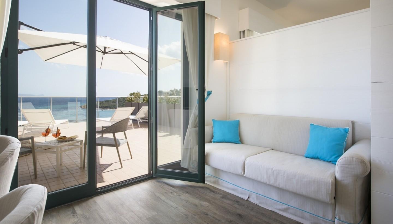Junior Suite Plus Sea View & Terrace