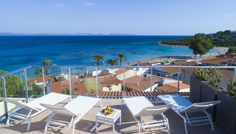 Suite Plus Sea View & Terrace