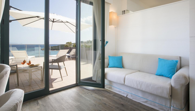 Suite Vista Mare con Terrazza o Veranda