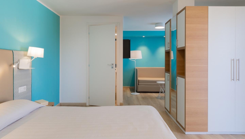 Junior Suite Vista Mare con Terrazza, Balcone o Veranda